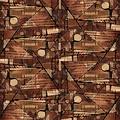 Geometric Abstract Collage Pattern - PhotoDune Item for Sale