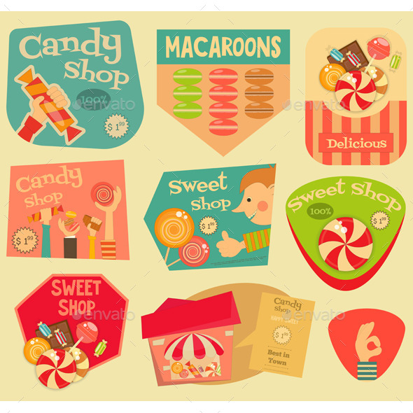 GraphicRiver Sweet Shop 11957236