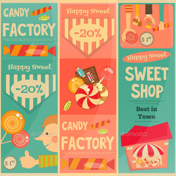 GraphicRiver Sweet Shop 11957240