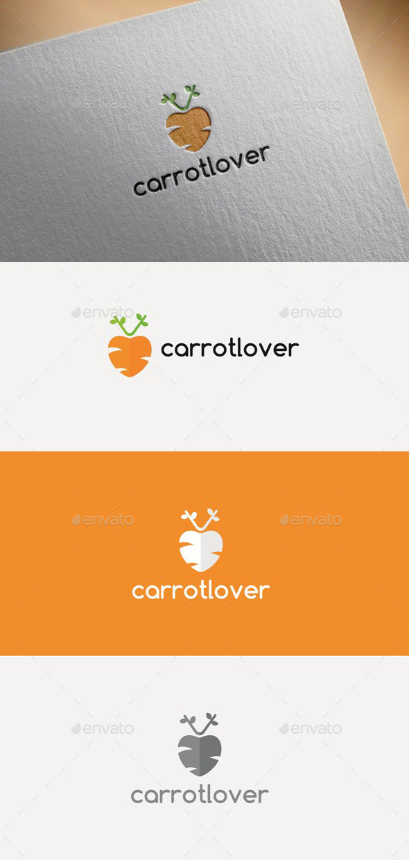 GraphicRiver Carrot Lover 11958668