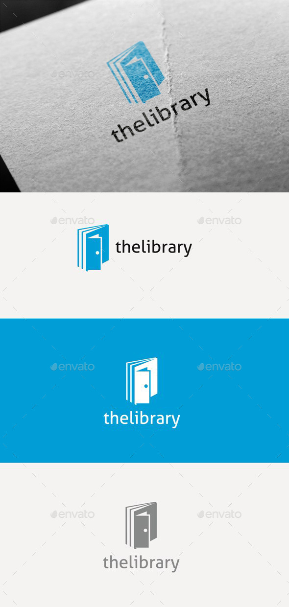 GraphicRiver The Library 11958684