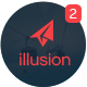 Illusion - Responsive Email + Drag & Drop Builder