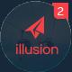 Illusion - Responsive Email + Drag & Drop Builder