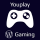 Youplay - Gaming WordPress Template - ThemeForest Item for Sale