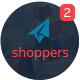 Shoppers - Ecommerce Email + Drag & Drop Builder