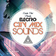 Electro City Mix Sounds Flyer - GraphicRiver Item for Sale