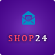 Shop24 - Responsive Ecommerce Email Template