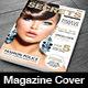 Beauty Magazine Cover