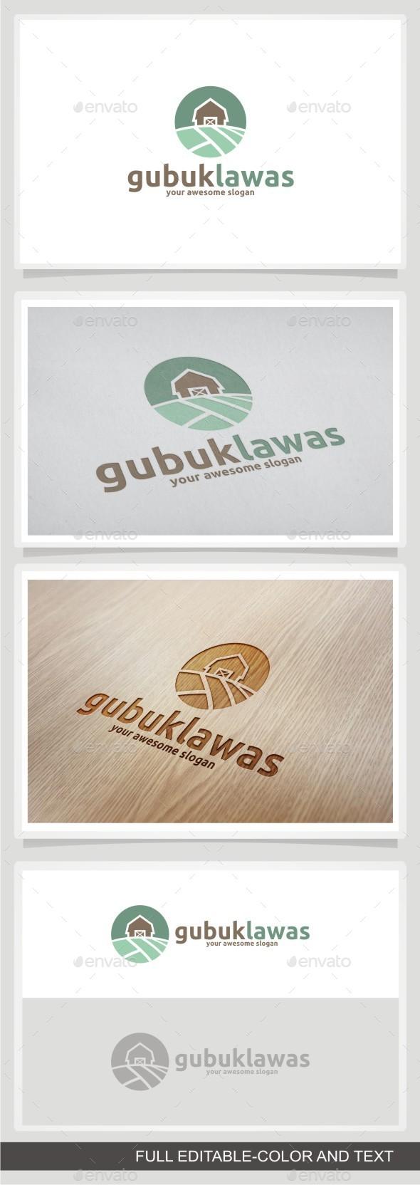 GraphicRiver Gubuk Lawas 11964534