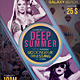 Summer Music Flyer / Poster - GraphicRiver Item for Sale