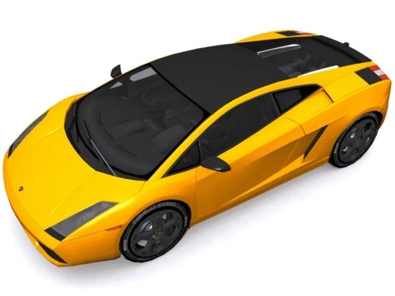 3DOcean Lamborghini Gallardo SE 1200806