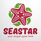 Seastar Logo Template - GraphicRiver Item for Sale
