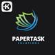 Paper Task Logo