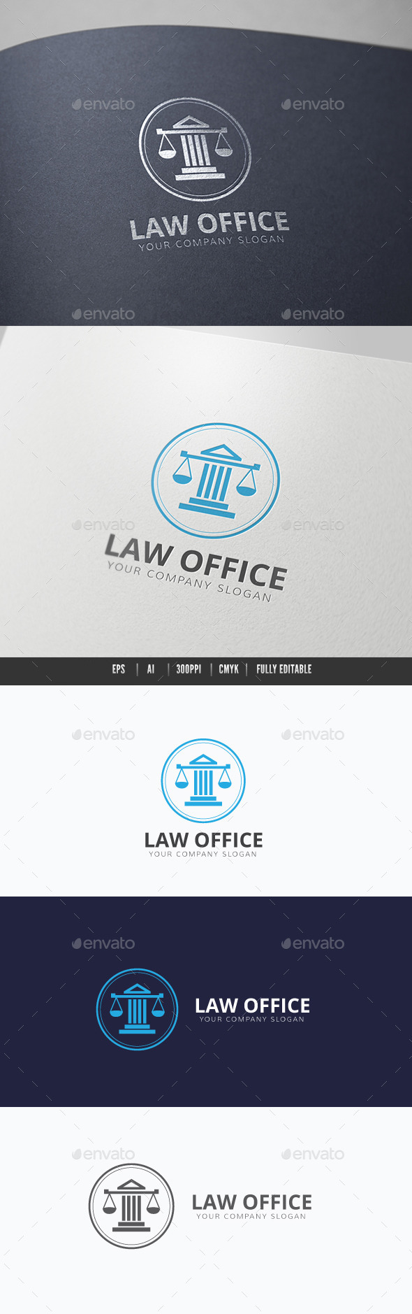 GraphicRiver Law Office 11966331