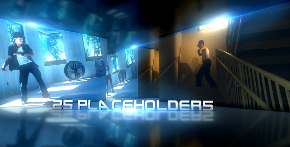 VideoHive 3D Rooms 11966462