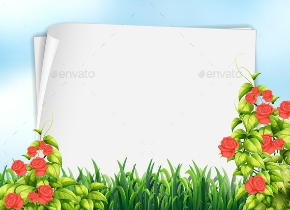 GraphicRiver Blank Paper 11966831