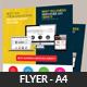 Creative Website Design Agency Flyer - GraphicRiver Item for Sale