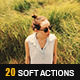 20 Soft Photoshop Actions - GraphicRiver Item for Sale