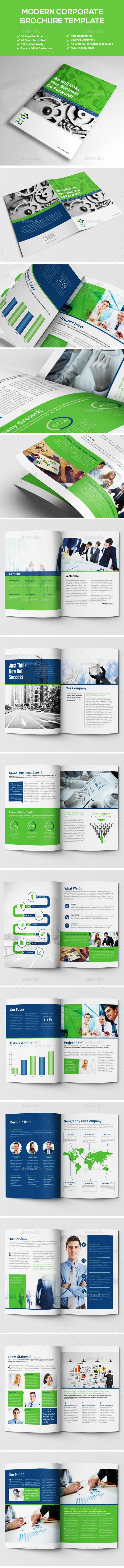 GraphicRiver Multypurpose Corporate Brochure 11969528