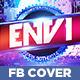 Guest DJ Facebook Timeline Cover - GraphicRiver Item for Sale