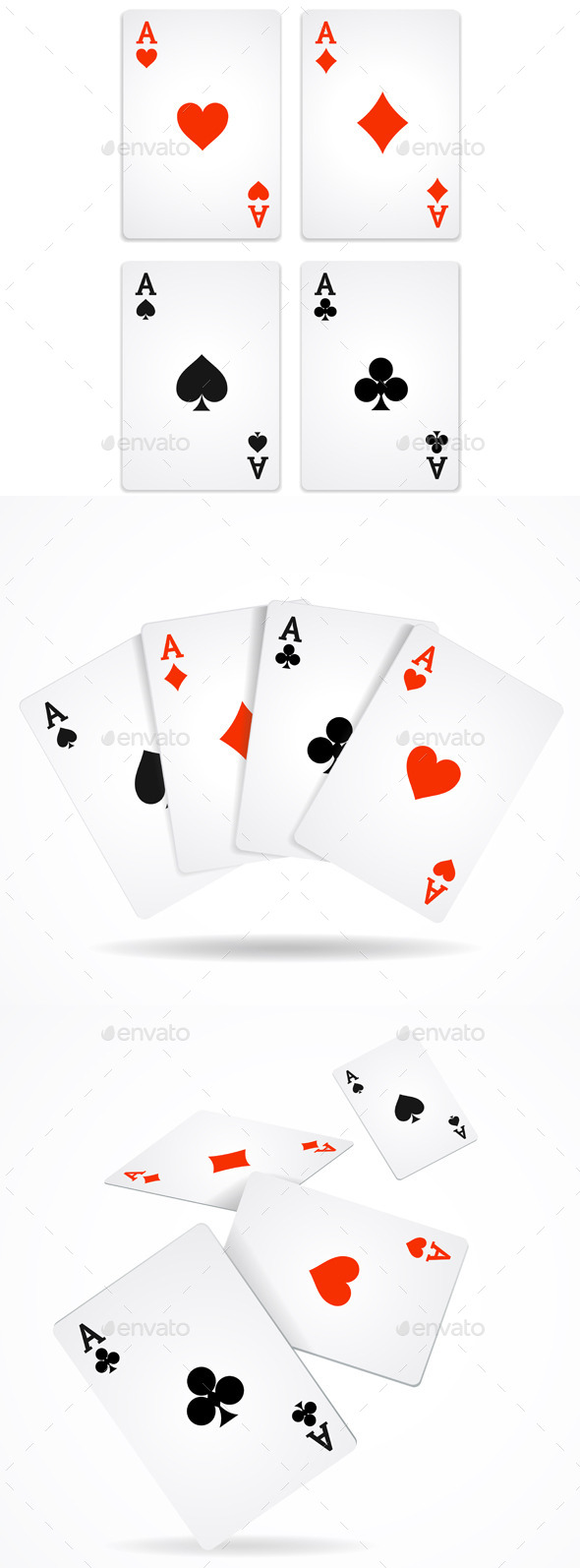 GraphicRiver Playing Poker Cards 11974617