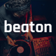 Beaton - Music, Radio & Events WordPress Theme - ThemeForest Item for Sale