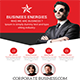 Business Planner Flyers Templates  - GraphicRiver Item for Sale