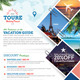 Holiday Travel and Tour Flyer - GraphicRiver Item for Sale