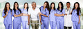 Doctor and Nurses With A Patient - PhotoDune Item for Sale
