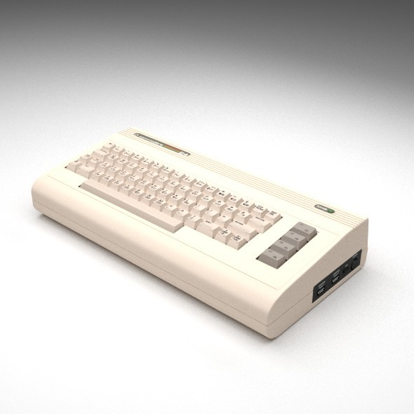 C64 Model G - 3DOcean Item for Sale