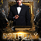 My Birthday Party Flyer - GraphicRiver Item for Sale