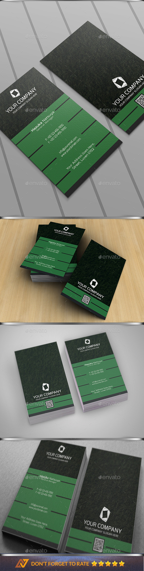 GraphicRiver Modern Corporate Business Card Vol 2 11978796
