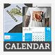 2016 Wall Calendar - GraphicRiver Item for Sale