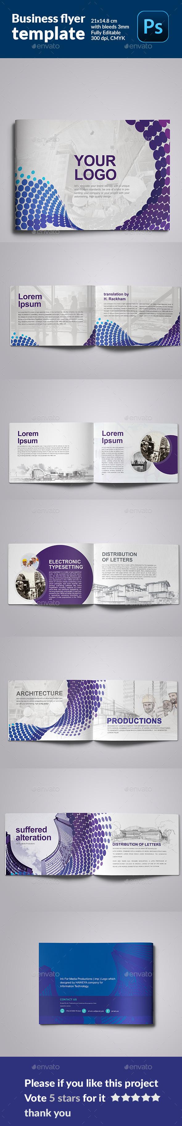 GraphicRiver Minimal Modern Architecture Brochure 11948729