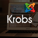Krobs -Personal Onepage Responsive Joomla Template - ThemeForest Item for Sale