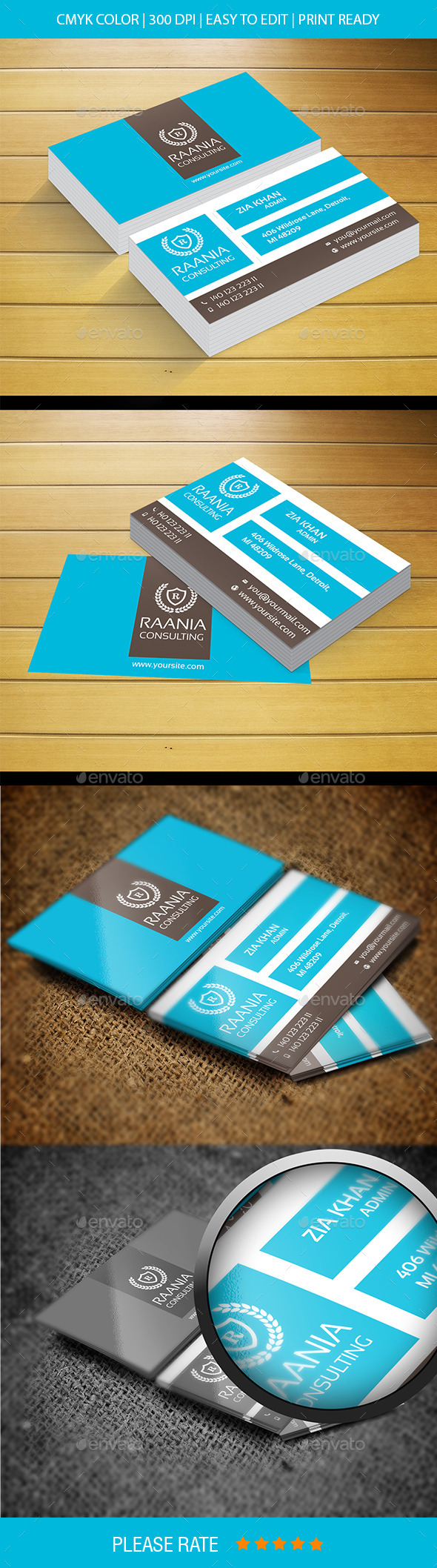 GraphicRiver Global Star Vol-26 Business Card 11978720