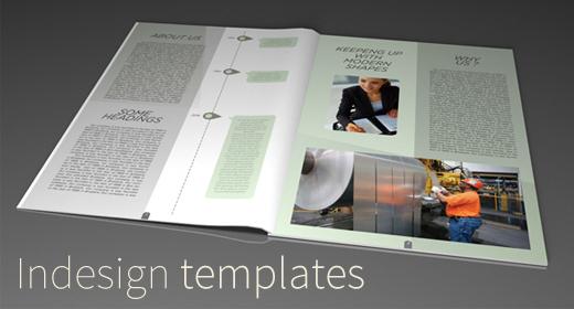 Indesign Print Templates