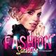 Fashion Sansation Party Flyer - GraphicRiver Item for Sale