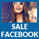Sale Facebook Two - GraphicRiver Item for Sale