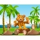 Bear and Ocean - GraphicRiver Item for Sale