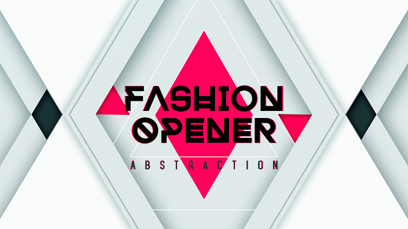 Fashion Opener Abstraction
