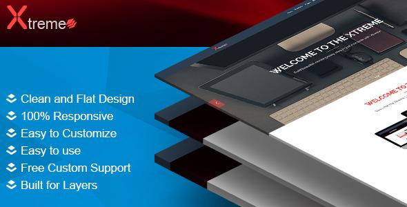 Xtreme - Layers Style Kit