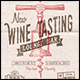 Wine Tasting Lounge Flyer/Poster - GraphicRiver Item for Sale