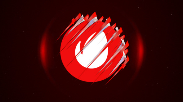 AE模板:色彩艳丽干净 企业公司宣传介绍 标识logo演绎ID呼号片头模板 免费下载