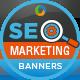 SEO & Marketing HTML 5 Banners