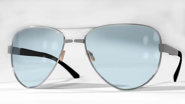 3DOcean Sun Glasses 11991173