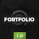 Fortfolio - Portfolio WordPress Theme