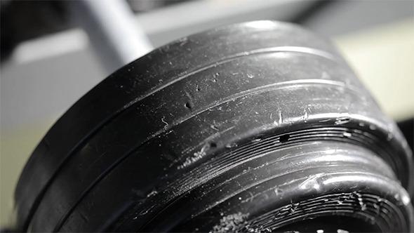 Sport Weights In Gym
