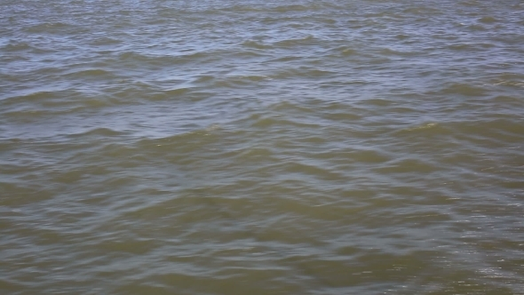 Abstract River Water