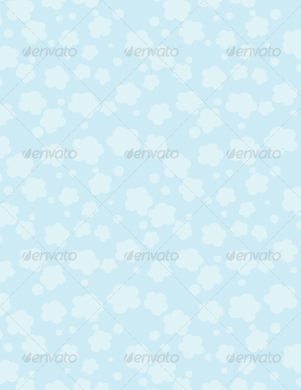 Graphic River sky background Vectors -  Decorative  Backgrounds 28621